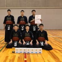 令和2年度 大阪府高等学校剣道優勝大会 結果報告