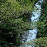 六甲山 布引滝