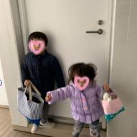 【幼稚園のお友達と遊ぶ&チビ代保育園16日目】