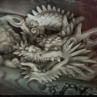 【Apr_27】竹野興長寺の龍