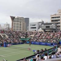 東レ パンパシフィック オープンテニス決勝、 大坂なおみ凱旋試合を生観戦!