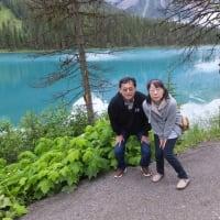 エメラルド湖 ヨーホー国立公園