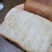 ホームベーカリーで全粒粉パン