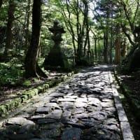 3458)大山路を・・・