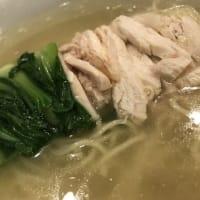 西荻窪ランチ 『萬福飯店』 ・・・お行儀のよい鶏。
