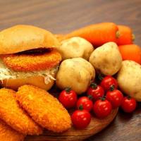 野菜コロッケバーガーはサンドイッチ部門売上No1(*'▽')横浜の美味しいパン かもめパンです☆彡
