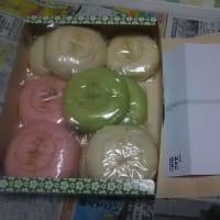 金沢の7月1日は、「氷室の日」・・・無病息災を願って、「氷室饅頭」