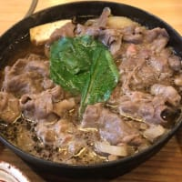 国産牛すき焼き膳