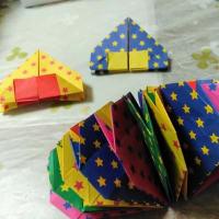 アンパンマンやら、折り紙やら…