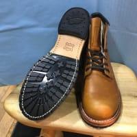 大喜靴店のRed Wingの今の状態 7 BECKMAN