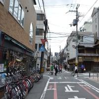 まち歩き中1389 京の通り・富小路通 NO50 蛸薬師通