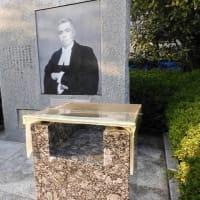 今年最後の歴史ガイドは靖国神社でした(一年前の記事ですが。)