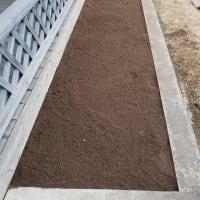 家庭菜園、土作りの肥料は芝くず堆肥