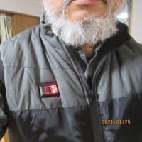 加熱ベストヒートジャケット超軽量 前後独立温度設定可能 USB充電式 3段温度調整 保温防寒 超軽量洗濯機で洗えます