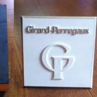 スイスの高級時計ブランド「ジラール・ペルゴ」の貴重な「店舗グッツ」を2つご紹介だ!コレャ、二度と出ないブツだぜ!
