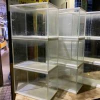 中古360×180×260ガラス水槽