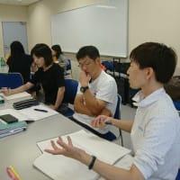 グループ構成の絶妙さと授業構成シートの重要性を感じました。