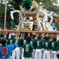 高岳神社のお祭り