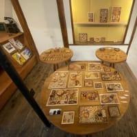 9月のギャラリー/四畳半 OTA MOKKO 寄木細工展