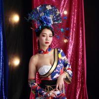 〔LaLaSweet撮影会〕中井静香撮影会画像 第二部 WWE日本人レスラーの横に居る間違った日本人像の女性マネージャー  その5