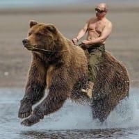 プーチン、ユダヤに寝返っている!!