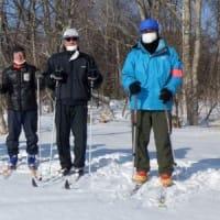 第4回歩くスキー例会