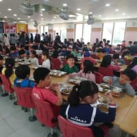 韓国のオーガニック学校給食のこと1