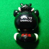 ご当地キティ 596-2 鹿児島 黒豚 Kagoshima Black Pig
