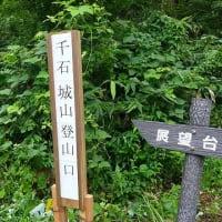 2019/08/24(土) 千石城山