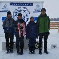 高体連スキー大会