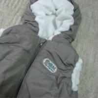 息子の冬物お洋服