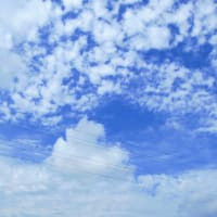2013年8月11日の空