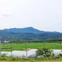 堂山と笹間ヶ岳