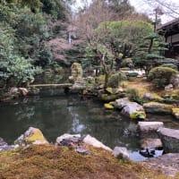 京の冬の旅 知恩院大方丈