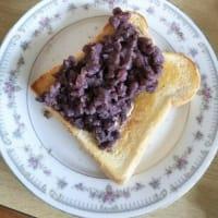 🐵 小倉トースト