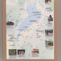 滋賀県には戦争遺跡が多く保存されている