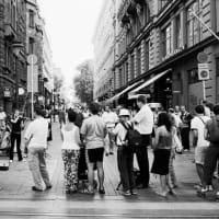 街角の音楽