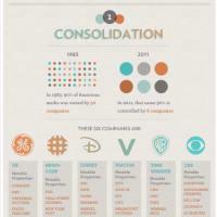 Media Consolidation: The Illusion of Choice(米国・メディア集中)
