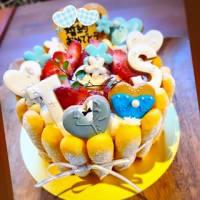 ティファニー♡ ~祝♡婚約ケーキオーダー~