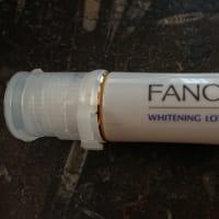ファンケル ホワイトニング 化粧液 II しっとりを試してみました。