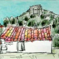 1817. オウレムの城と農機具小屋
