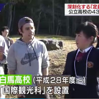 全国の公立高校 40%超が定員割れ 教育の質に影響も  / NHK NEWSWEB