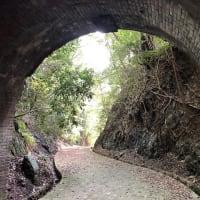 宇津ノ谷峠・明治のトンネル