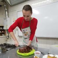 料理サークル「ペチカ」第20回例会報告「じゃがいものデルネィとカッテージチーズ入りクレープ」