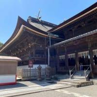 岡山、吉備津神社を参拝してきました。あの長い廊下い感動しました