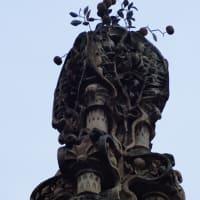 【ガウディのミラーリェス邸の石門&グエル別邸他】ポルトガル(リスボン他)&スペイン(バルセロナ)の旅2019