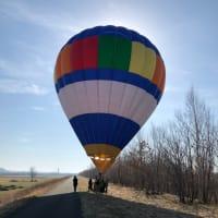 気球で十勝の空を散歩ツアー、写真追加しました