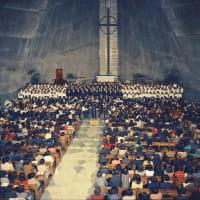 50年近く前、目白のカテドラル教会で「第九」が・・・