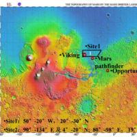 中国の火星探査機「祝融」がユートピア平原に着陸!