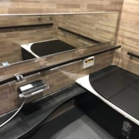 完成!システムバスへの浴室リフォーム。